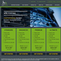 Best VPS Hosting - HostMonster