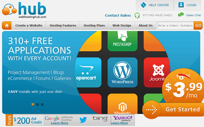 WebHostingHub Review - Click here to Read More