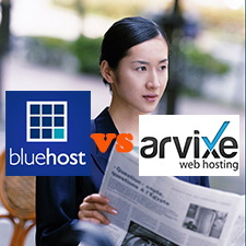 BlueHost VS Arvixe – Which is Better for Personal and Small Businesses