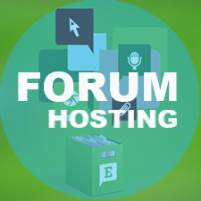 Best Forum Web Hosting 2017 Award