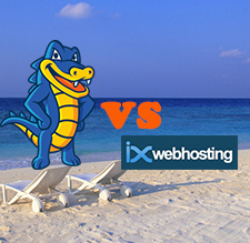 HostGator vs ixWebHosting – Which One is Better Offering Multiple Web Hosting Options