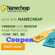 NameCheap Coupon – Find the Best Discount