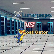 Lunarpages VS HostGator – Which Should You Choose