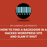 How to Find and Fix the Backdoor in Hacked WordPress